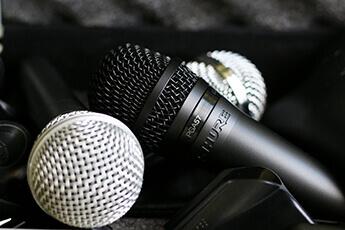 מיקרופונים למכירה