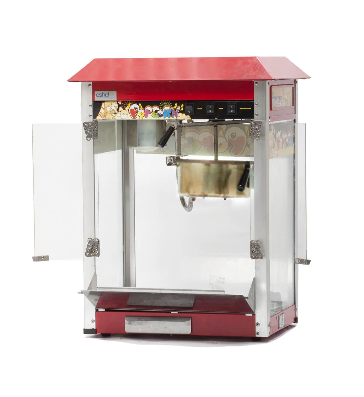 מתוחכם השכרת דוכי מזון   השכרת מכונת פופקרן ושאר דוכני מזון במחירים זולים WZ-35