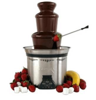 השכרת מפל שוקולד