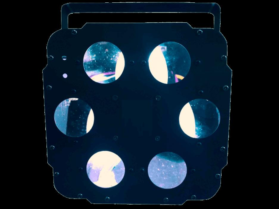 השכרת פנס אפקט פינוקיו 6 קרניים