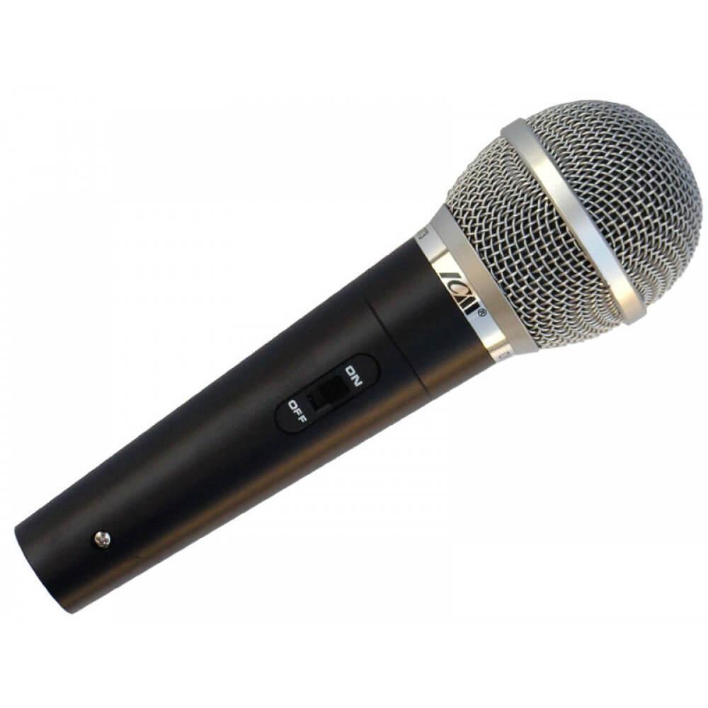מיקרופון דינמי PRO-TECH דגם PRO-58