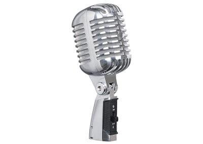 מיקרופון מיקצועי לשירה והקלטות ICM, דגם: FK-03