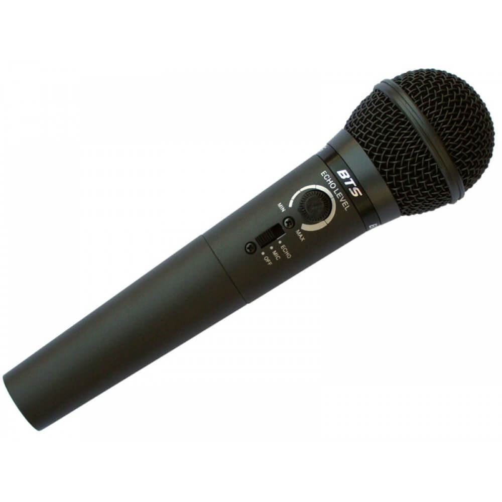מיקרופון עם אפקט אקו לשירה ועוד