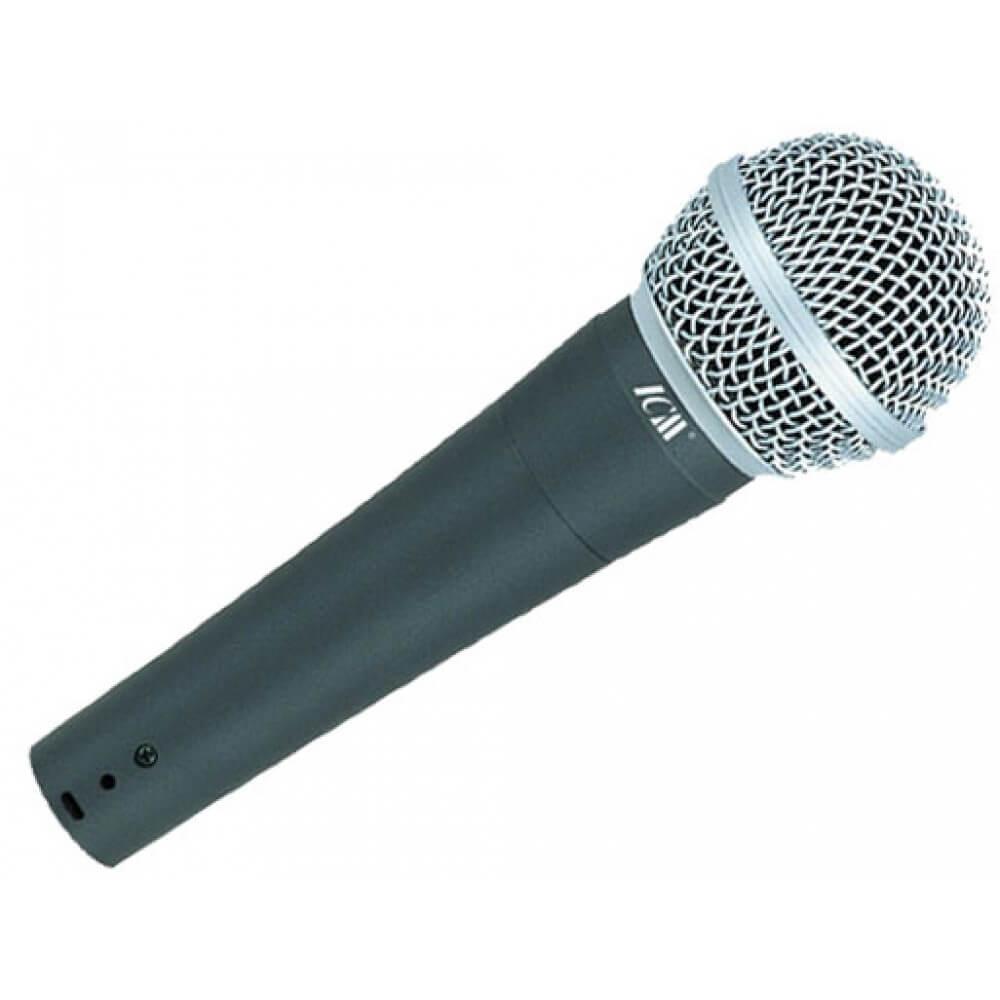 מיקרופון דינמי ICM  דגם: I-396