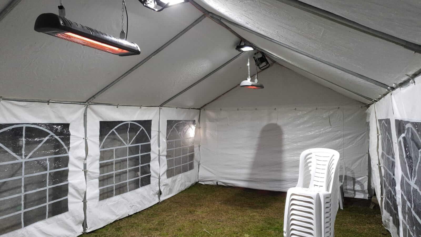 אוהל אבלים להשכרה