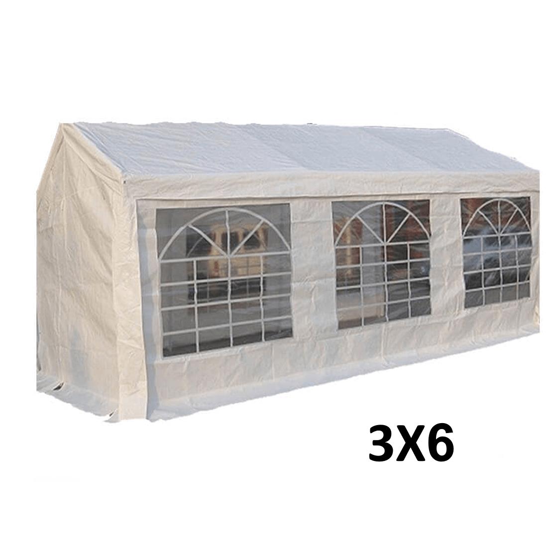 אוהל 3X6 להשכרה
