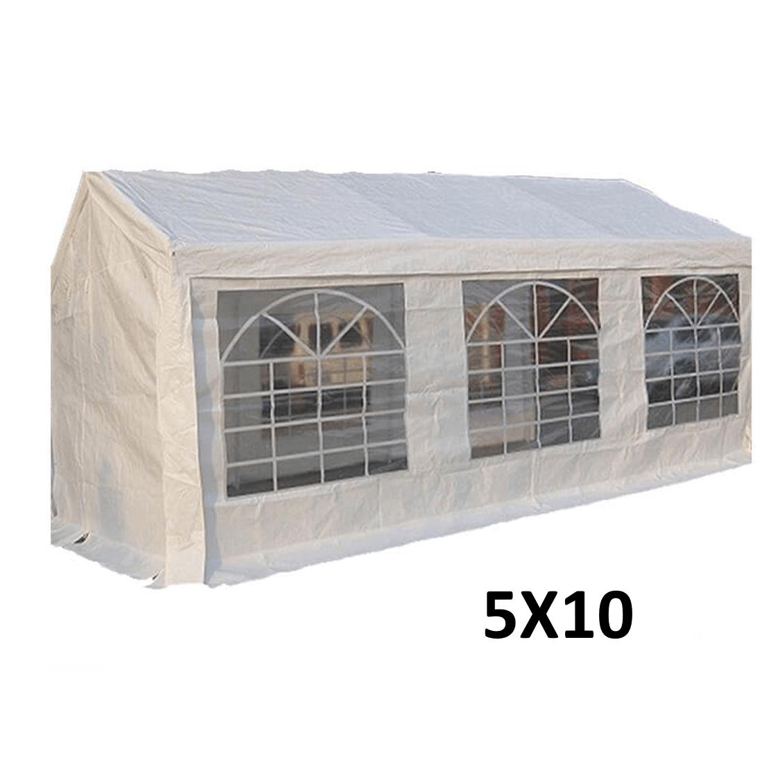 אוהל 5X10 להשכרה