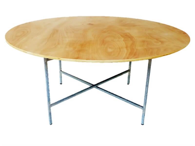 השכרת שולחנות עגולים, שולחן עגול להשכרה