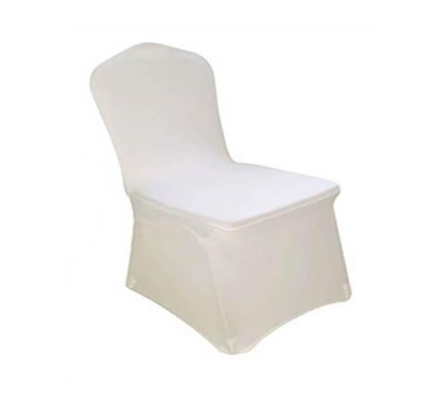 השכרת כיסויי כסאות בצבע לבן