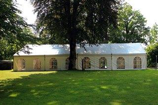 אוהל 5X12 להשכרה